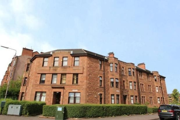 Thumbnail Flat to rent in Rannoch Street, Glasgow