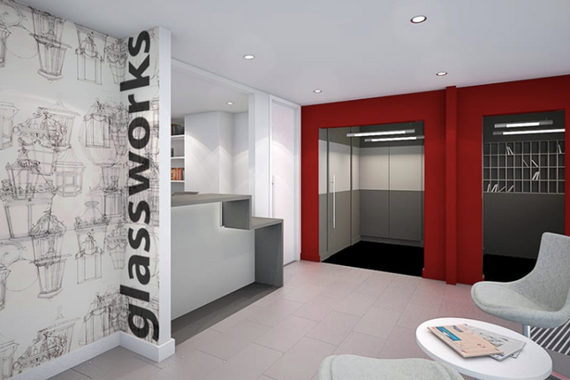 1 bed flat for sale in The Glassworks, Coquet Street, Newcastle Upon Tyne NE1