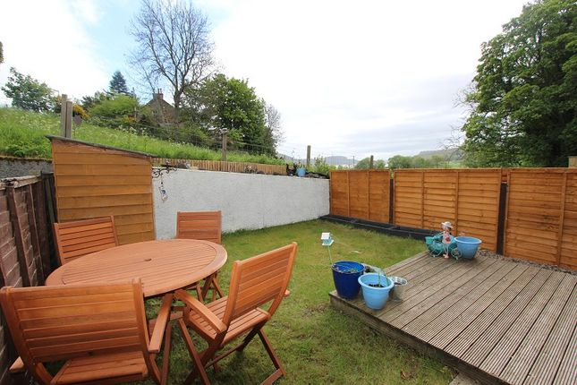 Garden of 3 Bayview Cottages Millbank Road, Munlochy IV8