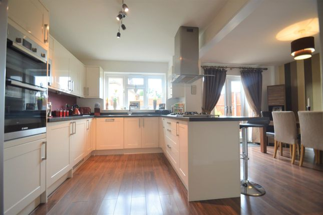 Thumbnail Detached house for sale in Darby Gardens, Higham, Rochester