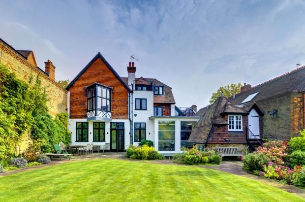 5 bed property for sale in Netherhall Gardens, Hampstead, London