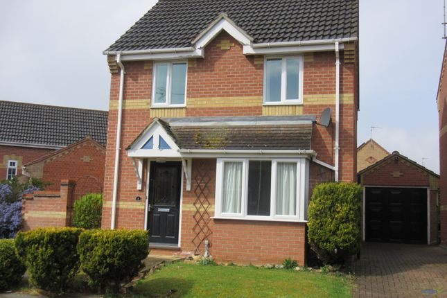Thumbnail Detached house to rent in Ashbey Rd, King's Lynn