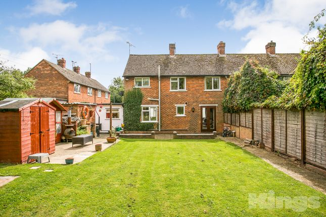 Thumbnail Semi-detached house for sale in The Glebe, Bidborough, Tunbridge Wells