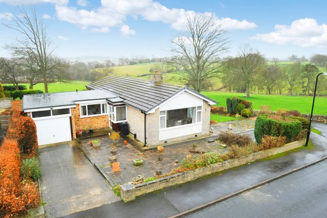 Thumbnail Detached bungalow for sale in Firs Grove, Harrogate