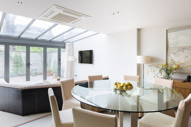 Thumbnail Town house to rent in Woodsford Square, London