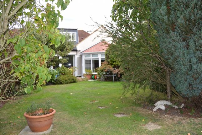Thumbnail Bungalow for sale in Recreation Avenue, Harold Wood, Romford