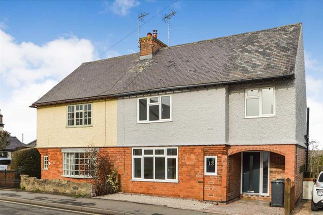 Thumbnail Cottage for sale in Selby Lane, Keyworth, Nottingham
