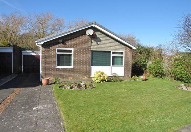 Thumbnail Detached bungalow for sale in Minting Place, Cramlington