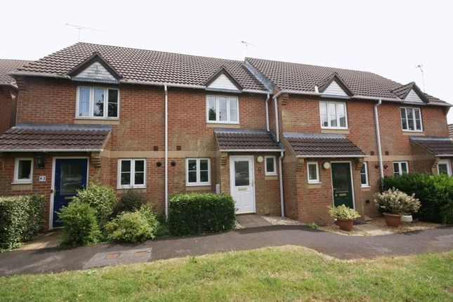Thumbnail Terraced house to rent in Hazel Road, Four Marks, Alton