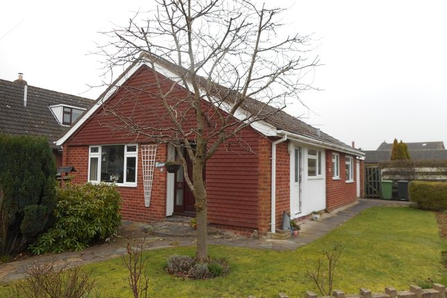 Thumbnail Bungalow to rent in Old Farm Road, Hadnall