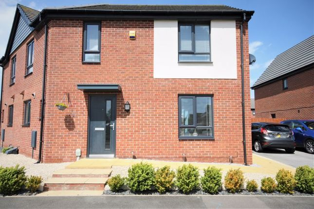 Thumbnail Semi-detached house for sale in Callerton Street, Hull