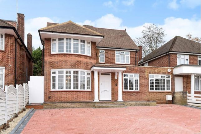 Thumbnail Semi-detached house to rent in St. Mary's Avenue, London
