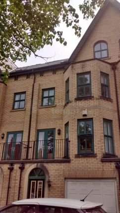 Thumbnail Terraced house to rent in Denison Road, Manchester, Greater Manchester