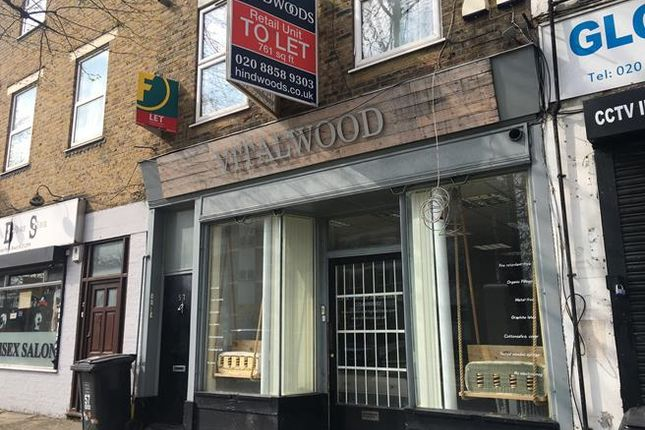 Thumbnail Retail premises to let in 57 Waldram Park Road, Forest Hill, London
