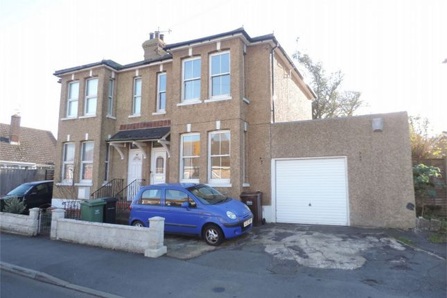Thumbnail Semi-detached house for sale in Barrack Road, Bexhill On Sea, East Sussex