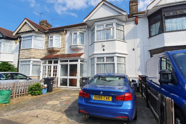 Terraced house to rent in St. Edmunds Road, Cranbrook, Ilford