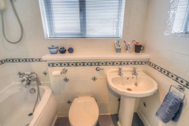 Bathroom of Drummond Way, Macclesfield SK10