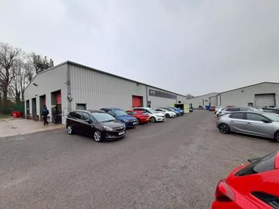 Light industrial for sale in J Davy, Churchill Way West, Basingstoke, Hampshire