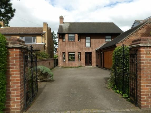 Thumbnail Detached house for sale in Westfield Drive, Loughborough, Leicestershire