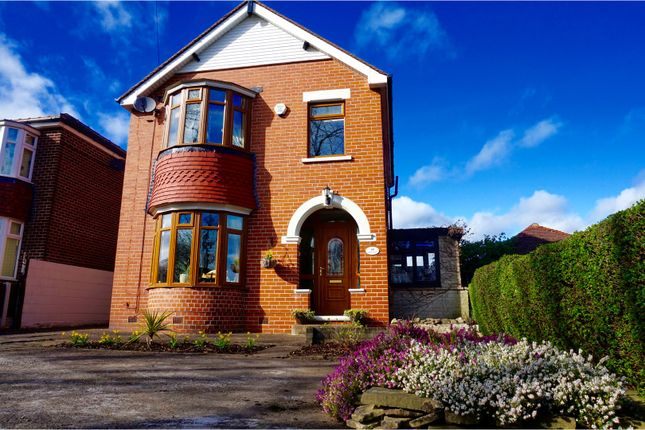 Thumbnail Detached house for sale in Jossey Lane, Scawthorpe, Doncaster