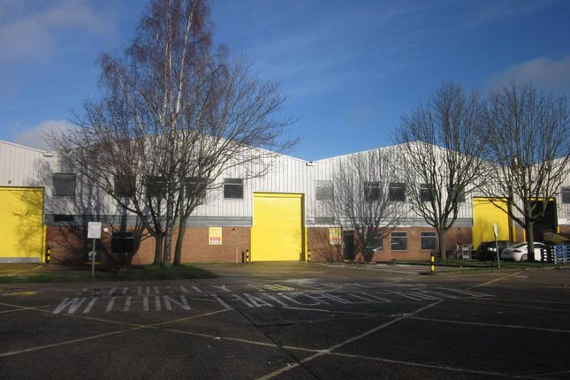 Industrial to let in Units 1 - 3, Aerodrome Way, Cranford Lane, Heston, Greater London