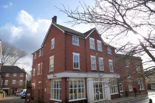 Thumbnail Flat to rent in Riverside Place, Fordingbridge
