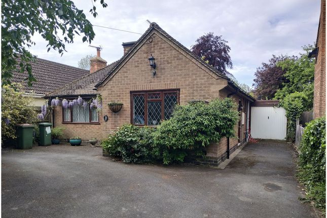 Front of Forest Rise, Kirby Muxloe LE9