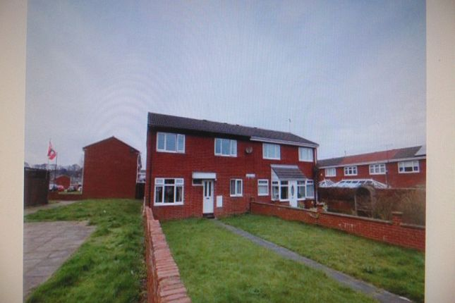 Thumbnail Semi-detached house to rent in High Tree Close, Sunderland