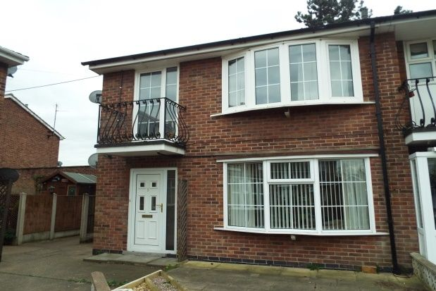 Thumbnail Property to rent in Woodside Drive, Arnold, Nottingham