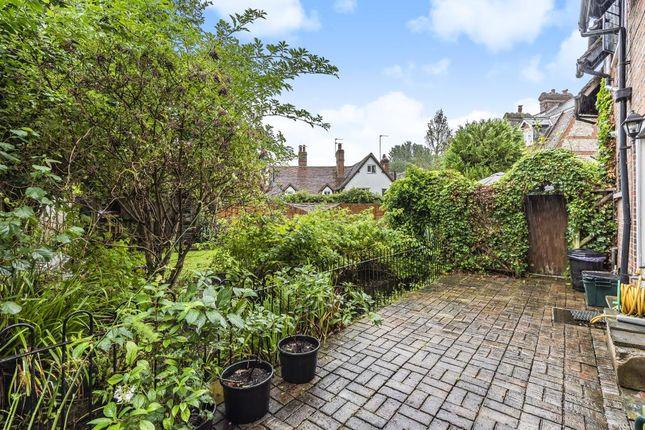 Garden of Missenden Road, Chesham HP5