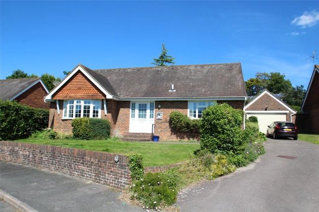 Thumbnail Detached bungalow for sale in The Chase, Findon Village, Worthing