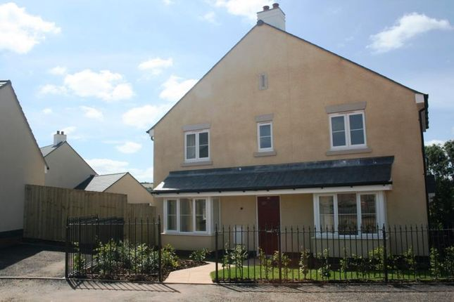 Thumbnail End terrace house to rent in Carnac Drive, Dawlish