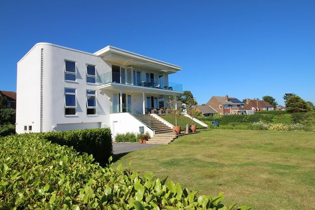 Thumbnail Detached house for sale in Barton Common Road, Barton On Sea, New Milton
