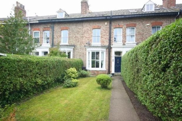 Thumbnail Terraced house to rent in Wigginton Road, York