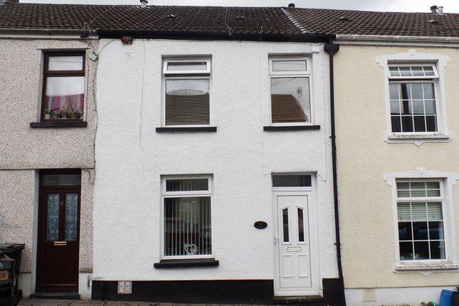 Thumbnail Terraced house for sale in Tydfil Terrace, The Quar, Merthyr Tydfil