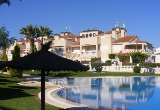 2 bed apartment for sale in Gated Complex, Playa Flamenca, Alicante, Valencia, Spain