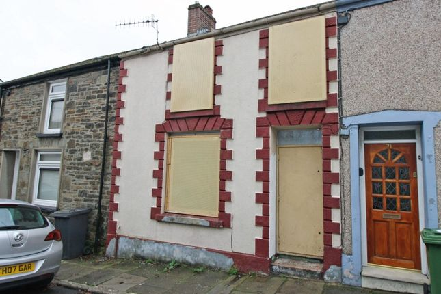 2 bed terraced house for sale in Wind Street, Aberdare, Rhondda Cynon Taf