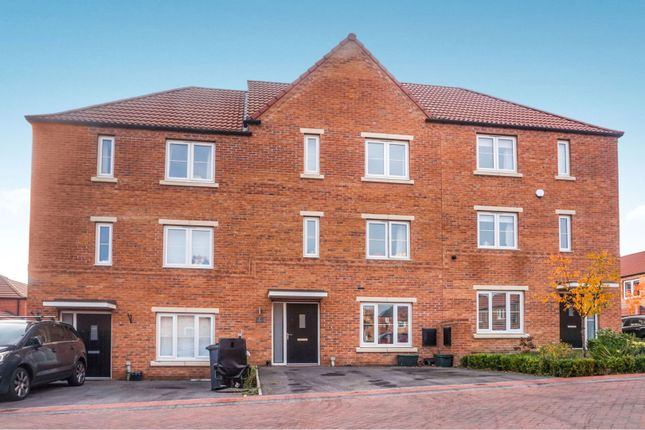 Thumbnail Terraced house for sale in Avocet Close, Mexborough