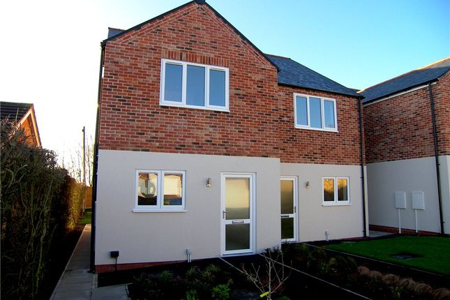 Thumbnail Semi-detached house for sale in Goose Green Lane, Shirland, Alfreton