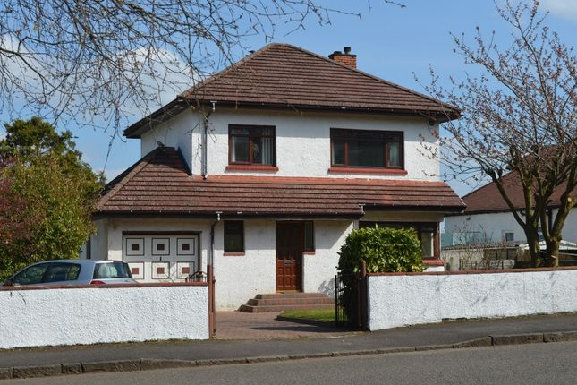 Thumbnail Detached house for sale in Bailie Drive, Bearsden, East Dunbartonshire