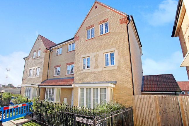 Thumbnail Flat for sale in Cambrian Way, Cissbury Chase, Worthing