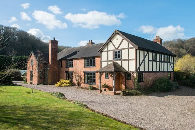 Thumbnail Detached house for sale in Orleton, Stanford Bridge, Worcester