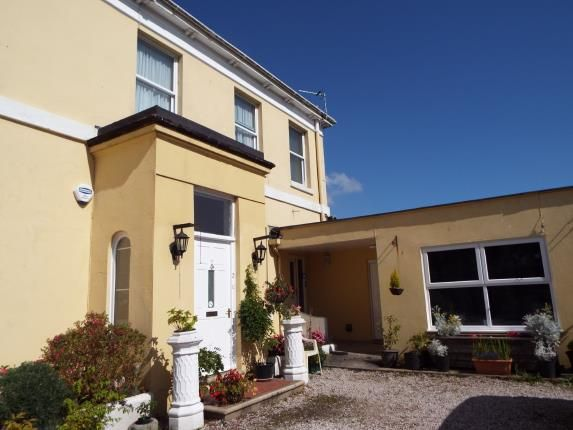 Thumbnail Flat for sale in St. Lukes Road North, Torquay, Devon
