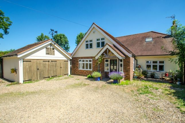 Thumbnail Detached house for sale in Smiths End Lane, Barley, Royston