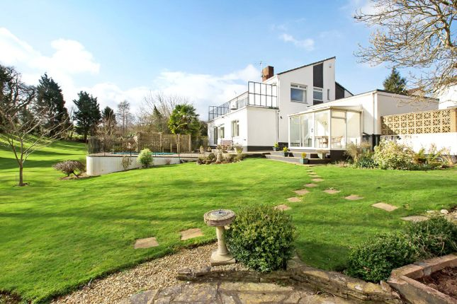 Thumbnail Detached house for sale in Kenn, Exeter