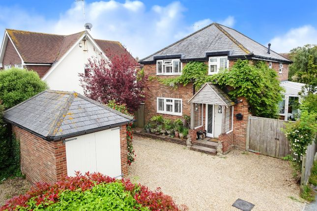 Thumbnail Detached house for sale in North Lane, East Preston, West Sussex