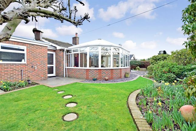 Thumbnail Bungalow for sale in Wandleys Drive, Eastergate, Chichester, West Sussex