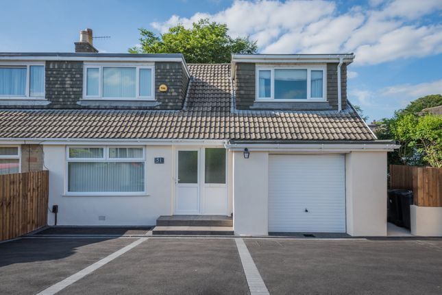 Thumbnail Semi-detached house for sale in Sea View Drive, Hest Bank, Lancaster