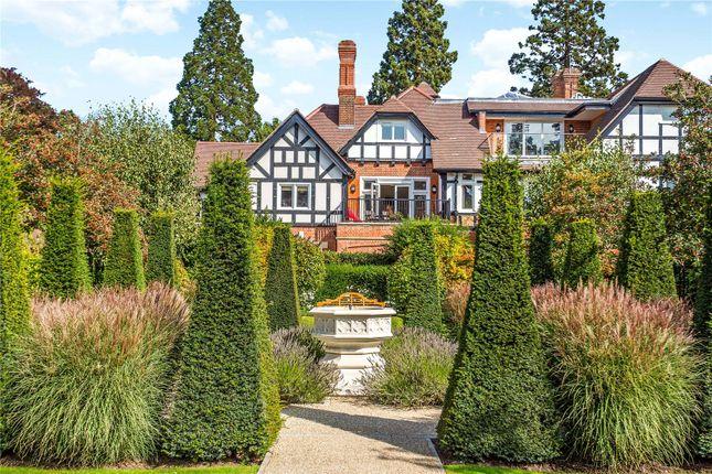 Thumbnail Property for sale in Butlers Court, Queen Elizabeth Crescent, Beaconsfield, Buckinghamshire