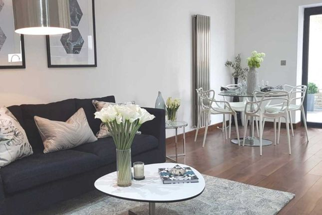 Thumbnail Flat for sale in Phase 1: Ashby House, High Road, Leyton